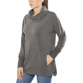 Royal Robbins Channel Island Pullover Dames, charcoal